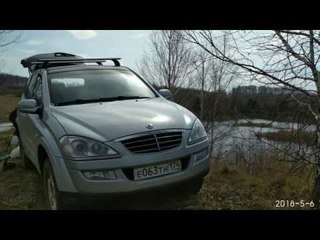SsangYong Kyron 2.3 MT Пикник