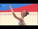 SOLDATOVA ALEXANDRA RIBBON QUALIFICATION WORLD CHAMPIONSHIPS SOFIA 2018