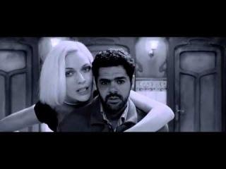 "клип: музыка К.Маро ""Под взором ангела"", кадры из фильма Люка Бессона ""Ангел-А"""