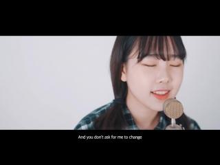 KIM HAYEON SINGING WHY BY SABRINA CARPENTER