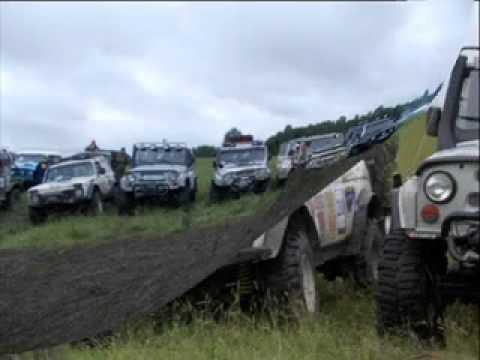 1 этап Чемпионата Кузбасса по трофи рейдам в г Кемерово