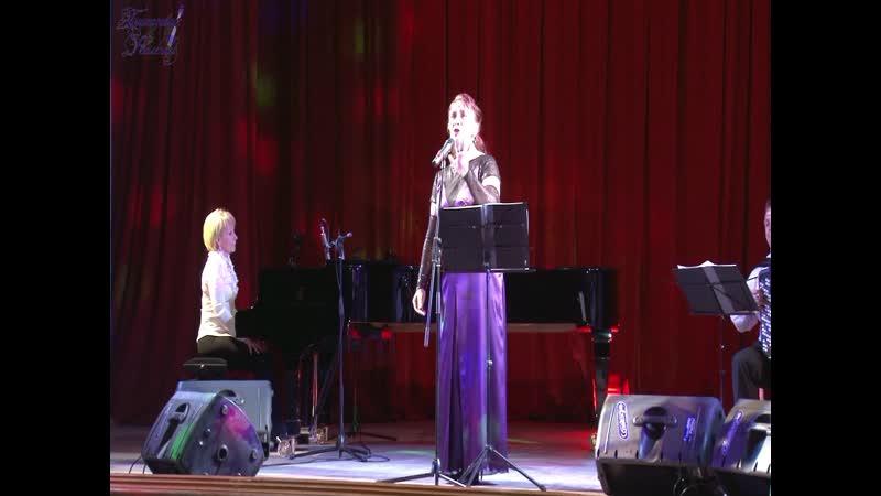 Синий платочек Ольга Столярова в авторской программе Две судьбы две светлых повести