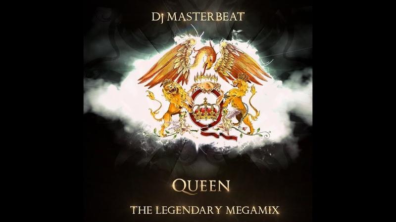 Queen...The Legendary Megamix By DjMasterBeat