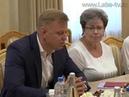 Игорь Чагаев встретился с талантливыми выпускниками.