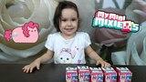 Распаковка сюрприз боксов My Mini Mixi Q's Miss Anna Unpack the surprise boxes My Mini Mixi Q's