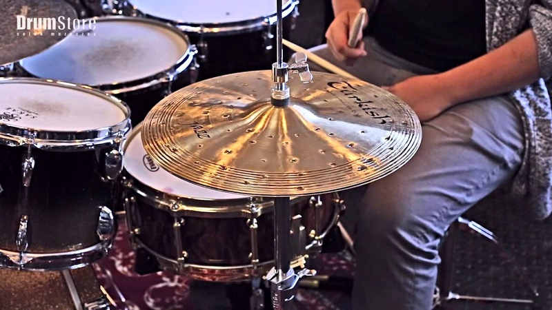 Turkish Jazz Hi-Hat 14 - Cymbal Test