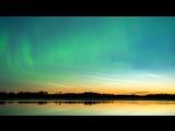 Aurora, NLC, Meteors and Fireflies - Central Alberta, Canada