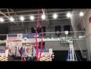 Всероссийский турнир по дисциплинам воздушной атлетики Лалетина Ольга Юниоры А