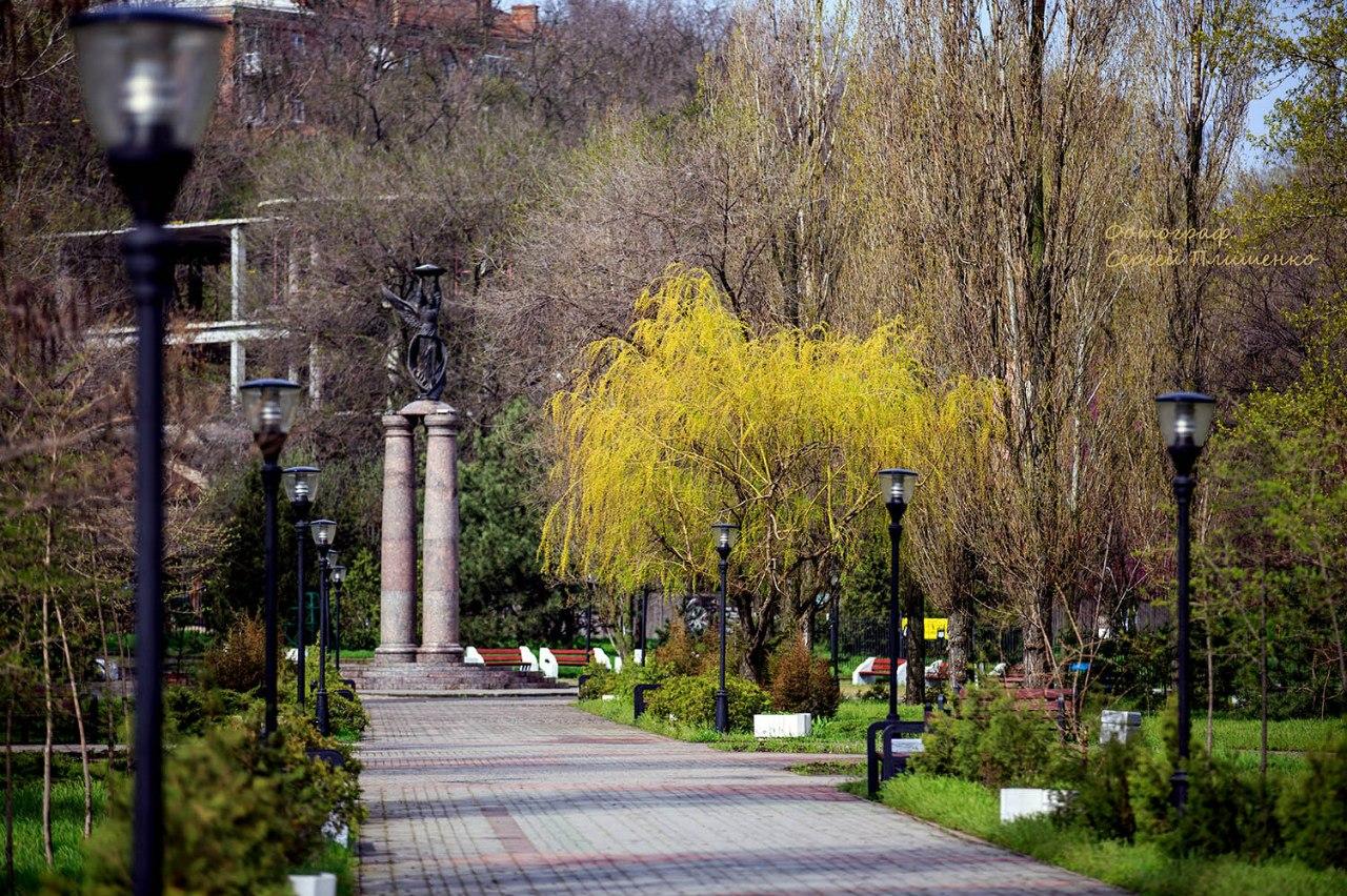 Потепление в Таганроге