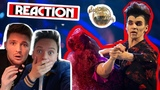 JOE SUGGS'S STRICTLY DANCE REACTION WITH CONOR MAYNARD!