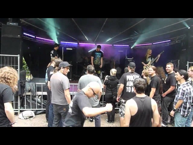 Gutrectomy - Eat This Fetus (Live @ Baden in Blut Open Air 2012)