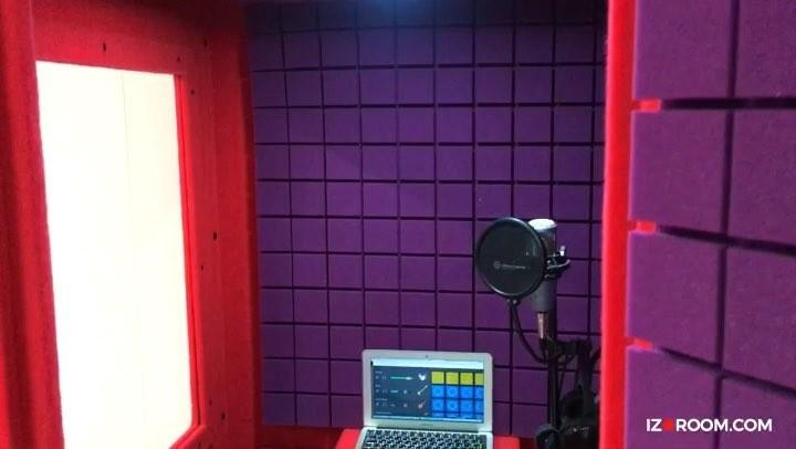 Кабины IzoRoom™ on Instagram Выбери свой цвет кабинки IzoRoom кавер каверы певица певец песни песня студия запись пою игр