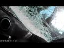 В Серпухове рабочие уронили столб на машину