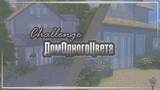 The Sims 4ДОМ В ОДНОМ ЦВЕТЕ - СЕРЫЙSolid Color ChallengeЦветной Базилик