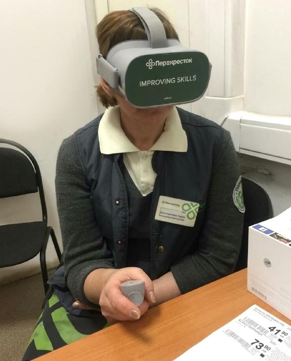 X5 Retail Group будет обучать персонал в VR-очках