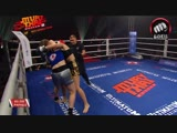 Muay Thai Moscow 2. Мария Климова против Марии Костиковой