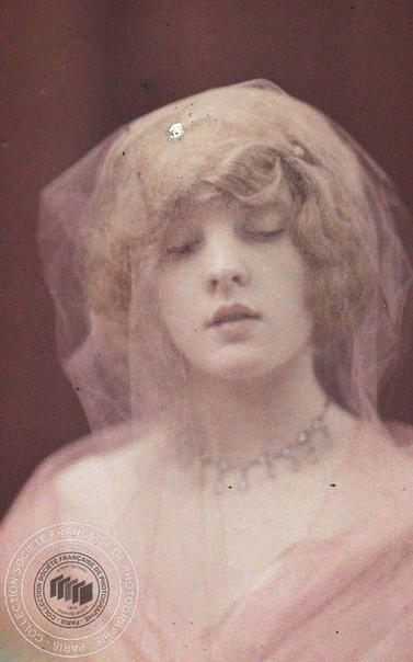 Фотосессия начала 20 века.