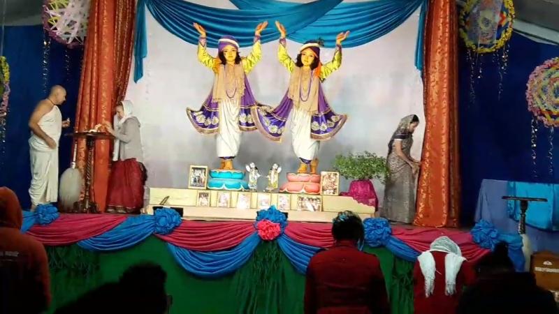 Бхакти Сангама-2018-Мангала Арати