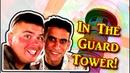 US Iraqi Guard Tower Fun