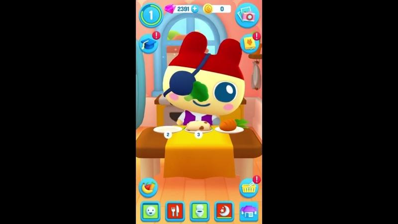 Трейлер игры My Tamagotchi Forever для iOS и Android