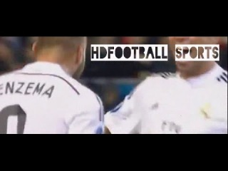 Karim Benzema Secod Goal - Real Madrid vs Liverpool 3-0 - CL 22.10.2014