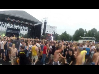 Limp Bizkit - Rollin' (Greenfest, St. Petersburg, 29.06.2013)