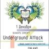 Underground Attack