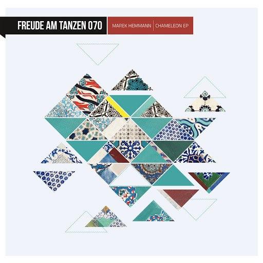 Marek Hemmann альбом Chameleon