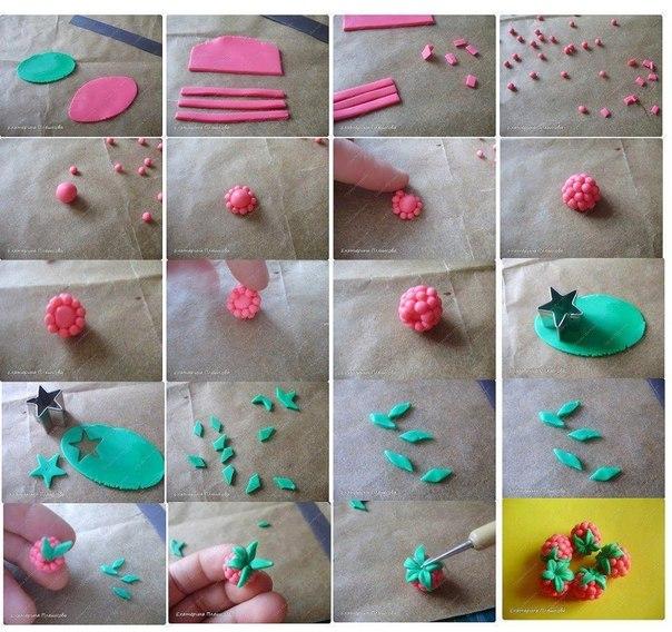 Что можна сделать своими руками из пластилина