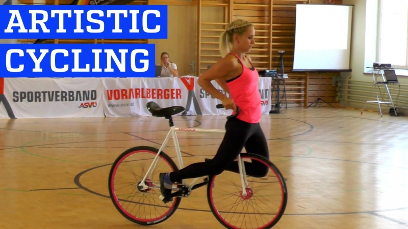 Incredible Artistic Cycling Tricks! People are Awesome