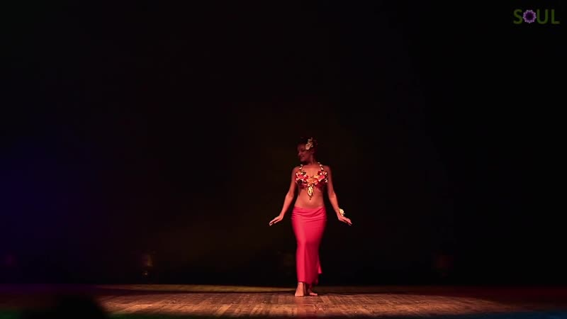 Kristina Kshesinskaya – Hei manava, Tribal Soul Festival 2018 Gala concert