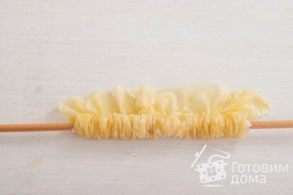Сырный пирог из теста фило (Тиропита)