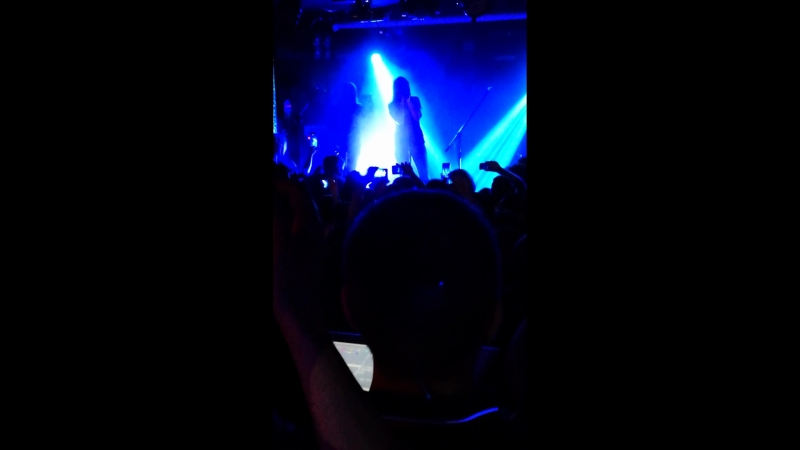 Концерт группы LOUNA в Казани 16 марта 2018 года.