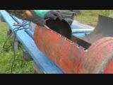 СУПЕР мангал за 2 часа из газового баллона своими руками! Крутая идея для самоделки! Сделай и себе!