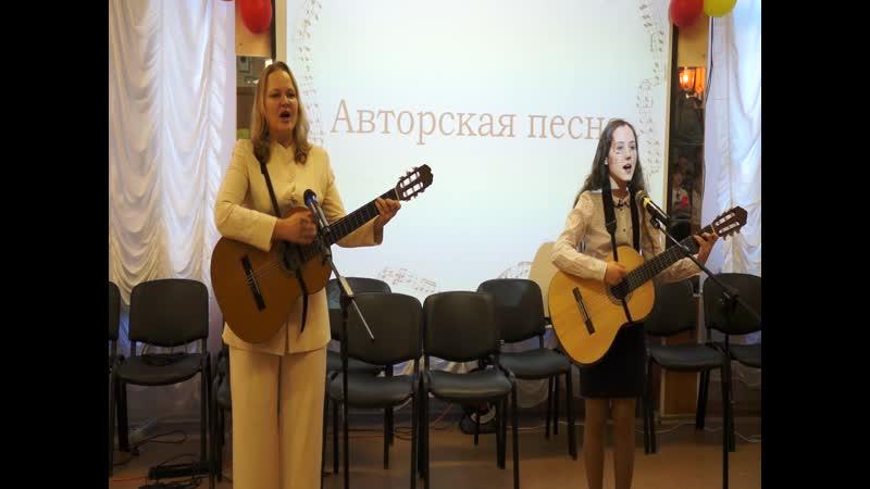Татьяна Топильская и Ольга Луннова. Конкурс Кумиры поколений.