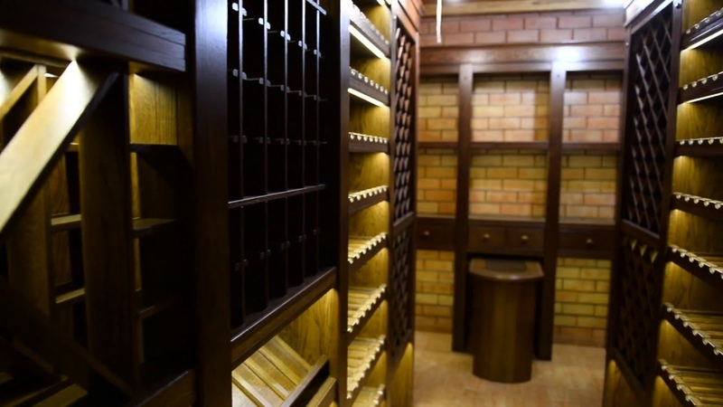 Винный погреб Winecellar