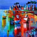 Французский художник Эрик Ле Пап(Eric Le Pape) родился в Бретоне. Практически…
