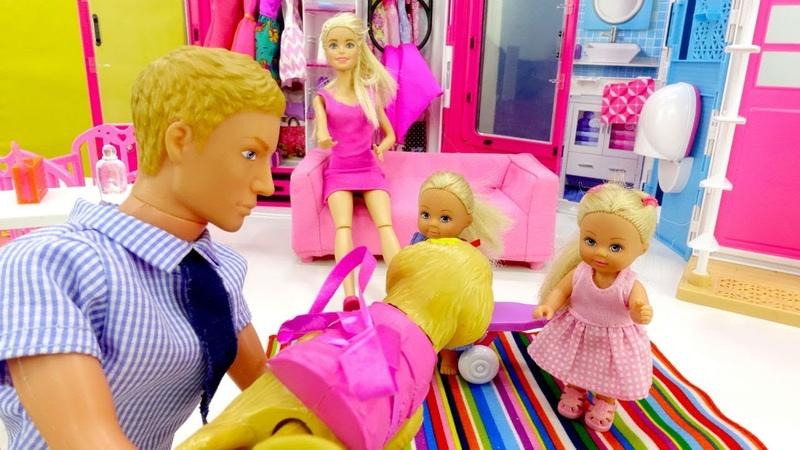 ¡La mejor Sorpresa Un cachorro para Barbie Vídeo para niñas
