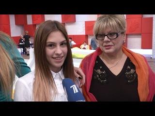 После выступления. Сюзанна Мхитарян: Когда Дима Билан повернулся, у меня как будто температура сразу поднялась!