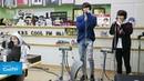 펜타곤(PENTAGON) 진호 신원 'Tears' 라이브 LIVE / 170206[이홍기의 키스 더 라디오]