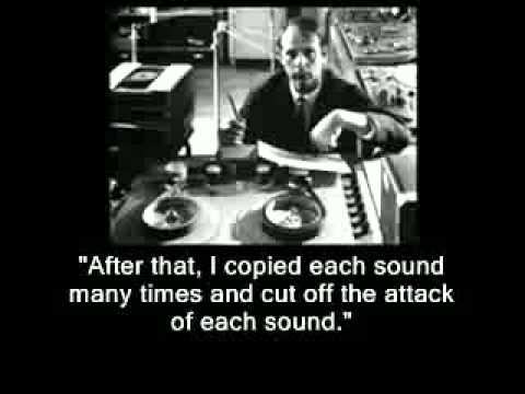 The Origins of Electronic Music