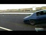 Camaro RS in Mythbusters Knightrider Stunt