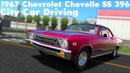 City Car Driving 1.5.4 - 1967 Chevrolet Chevelle SS 396 - Custom Sound - Download Link