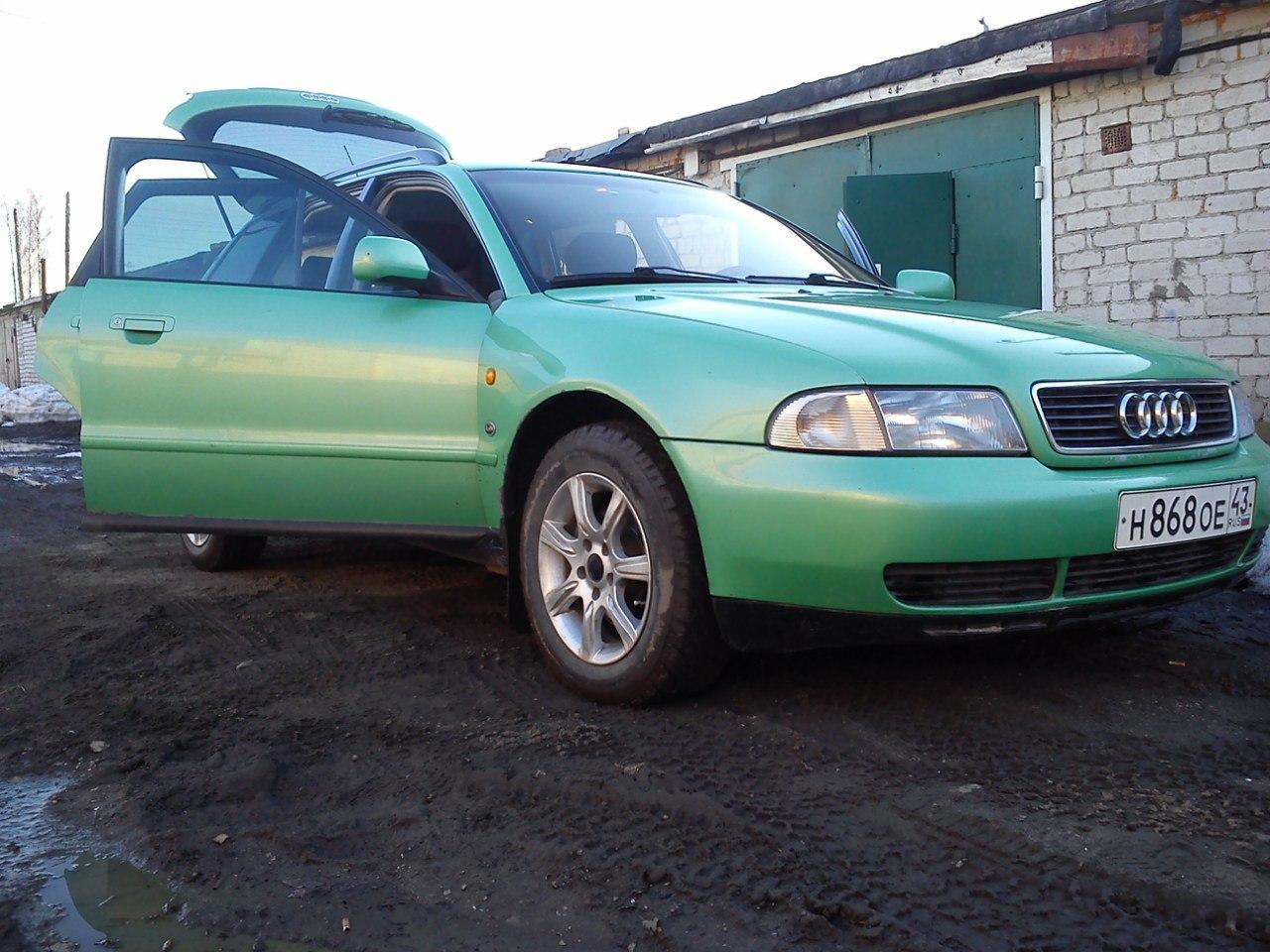 """Audi A4 Avant -""""Авдотья"""" - Страница 5 EqbT7EhAq9E"""