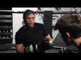 Бокс Тренировка Брайана Ортеги