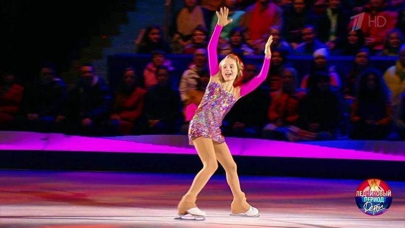 Барбора Вранкова Джентльмены предпочитают блондинок Ледниковый период Дети Второй сезон Фрагмент выпуска от21 04 2019