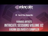 INTRICATE SESSIONS VOLUME 02 - VADIM SOLOVIEV'S SAMPLER INTRICATE RECORDS