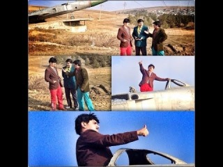 Bozbash Pictures ' Kamera arxasi '  Samaxi - Goycay