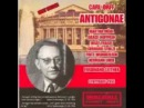 Opera Antigonae von Carl Orff