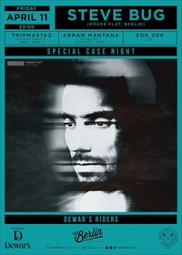 11.04: Special Case Night w/ Steve Bug @ Berlin
